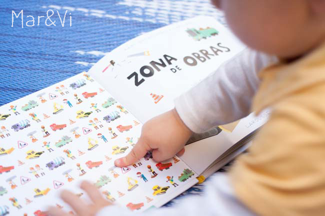 Libros infantiles: Zona de Obras