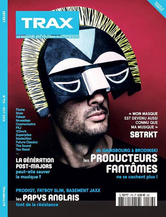 Trax n°176, octobre 2014, Hans-Joachim Roedelius