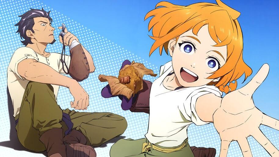 Deca Dence, Anime, Natsume, Kaburagi, 4K, #5.2245