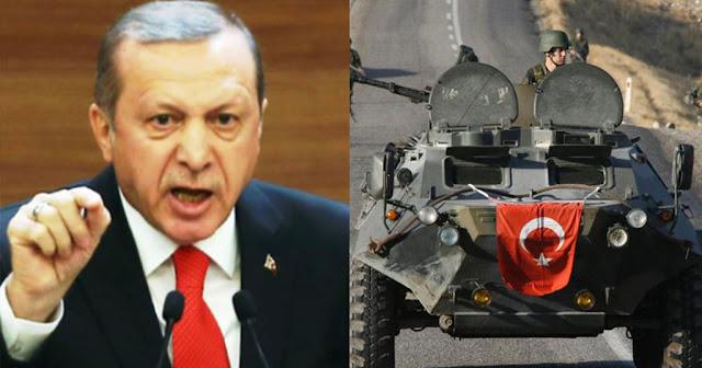 Ερντογάν: «Όταν γίνει η επιστράτευση θα είμαι ο πρώτος που θα πάω να πολεμήσω»