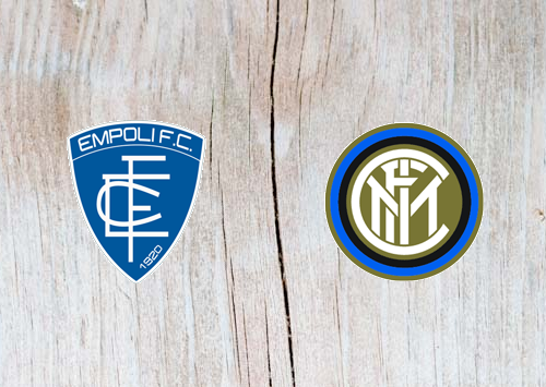 Empoli vs Inter Milan Full Match & Highlights 29 December 2018