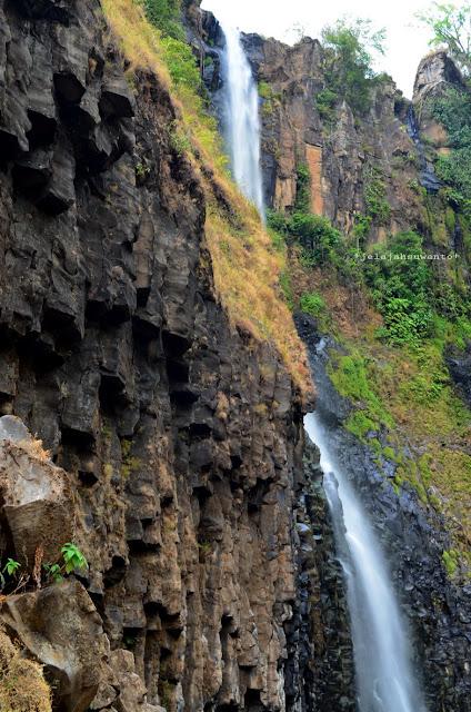 Tebing Batu Air Terjun Takapala Malino
