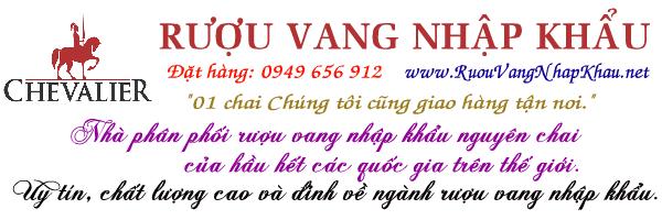 Rượu vang nhập khẩu - Chevalier - 79 Trương Định, Q.3