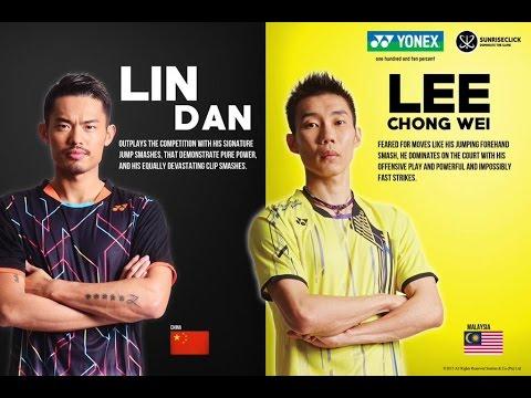 Live Streaming Lee Chong Wei VS Lin Dan Semi-Final Olympic 2016 [19/August/2016]