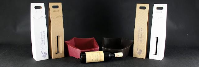 Opakowania do wina