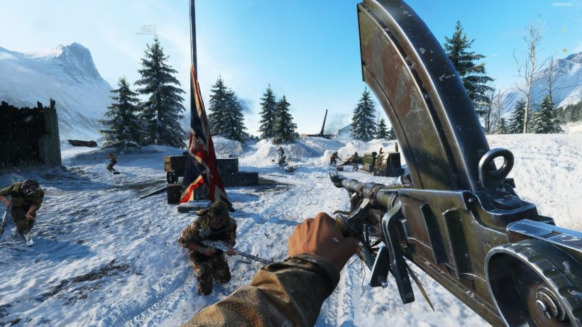 Battlefield V poderá receber um modo competitivo em breve