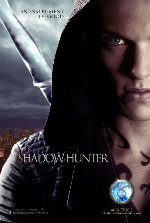 The Mortal Instruments: City Of Bones Character Poster