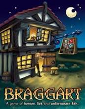 Braggart from Coffee Haus Games available at Gnome Games