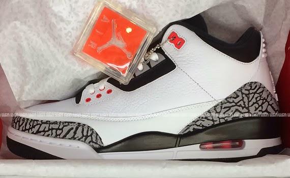 hot sale online cf6a2 c6e84 Originally rumors that the Air Jordan 3
