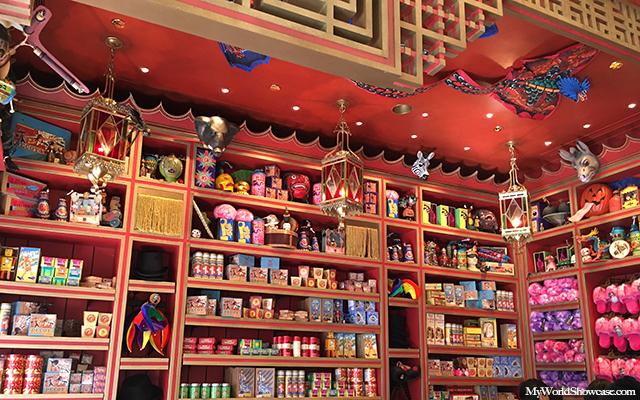 Inside Zonko's - Wizarding World of Harry Potter - Hollywood