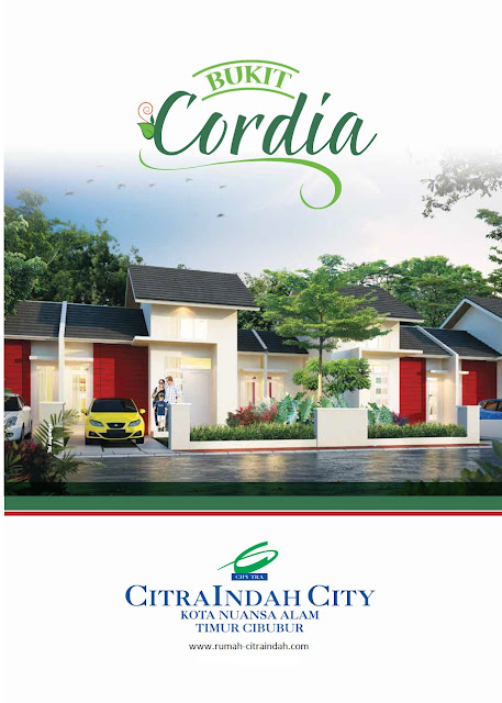 Download Brosur Cluster Bukit CORDIA Citra Indah City