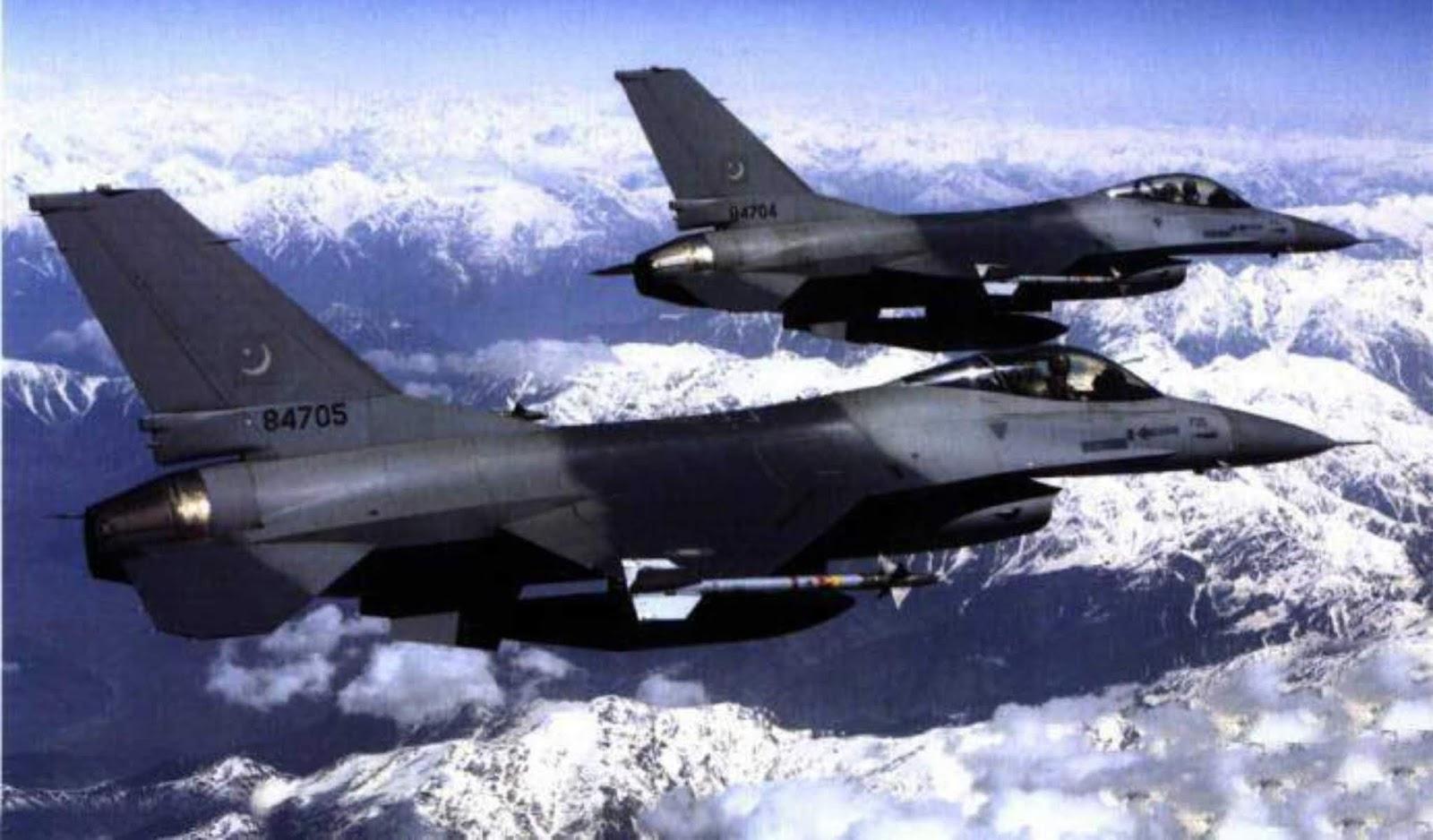 Mengapa Pakistan menyembunyikan kehilangan F-16 dan penggunaan rudal AMRAAM