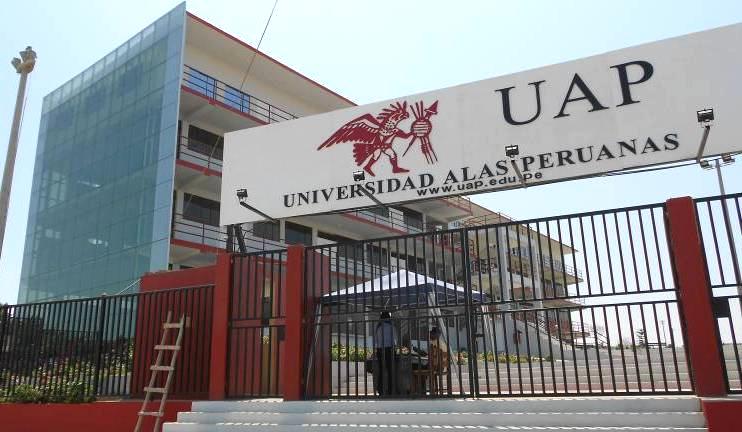 Filial de la UAP en Chincha