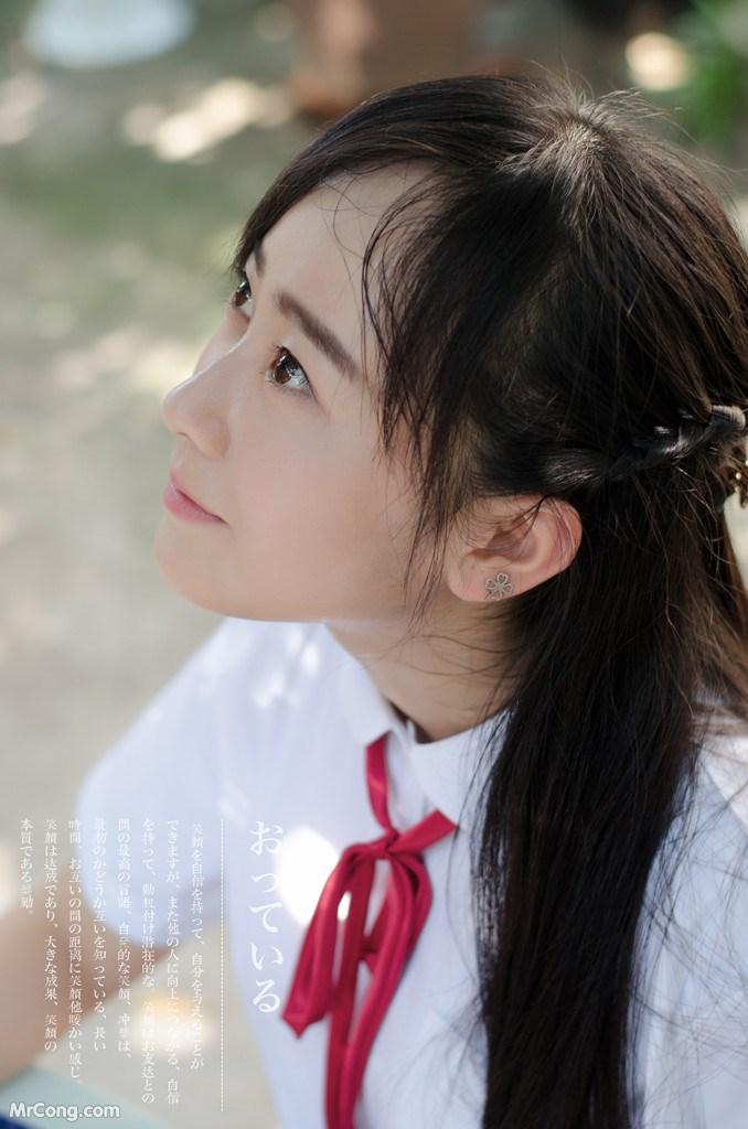 Image School-girls-by-Ronnie-MrCong.com-065 in post Những cô nàng nữ sinh xinh đẹp mê mẩn người xem chụp bởi Ronnie (96 ảnh)