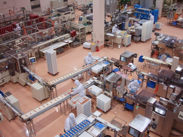 Factory facilities and materials | Muraoka Inc  Japan