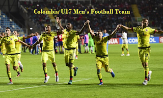 Colombia Fifa 2017 list of players