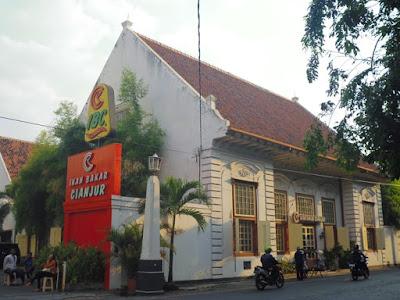 Jelajah kota Semarang