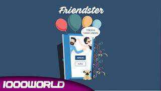 Terindikasi akan lenyap, Friendster.com hadir kembali dengan domain .id ( indonesia )