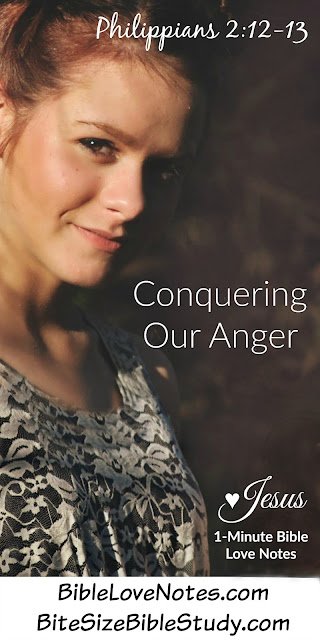 9 Scriptures to recite when you have an anger problem