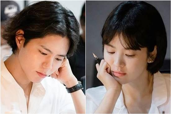 朴寶劍《男朋友》11月即將回歸 演員們首次閱讀劇本照公開