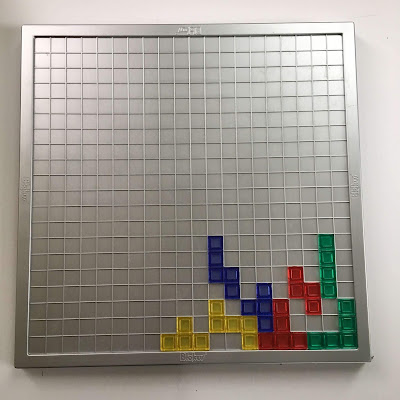 Photo of Blokus, a strategy game