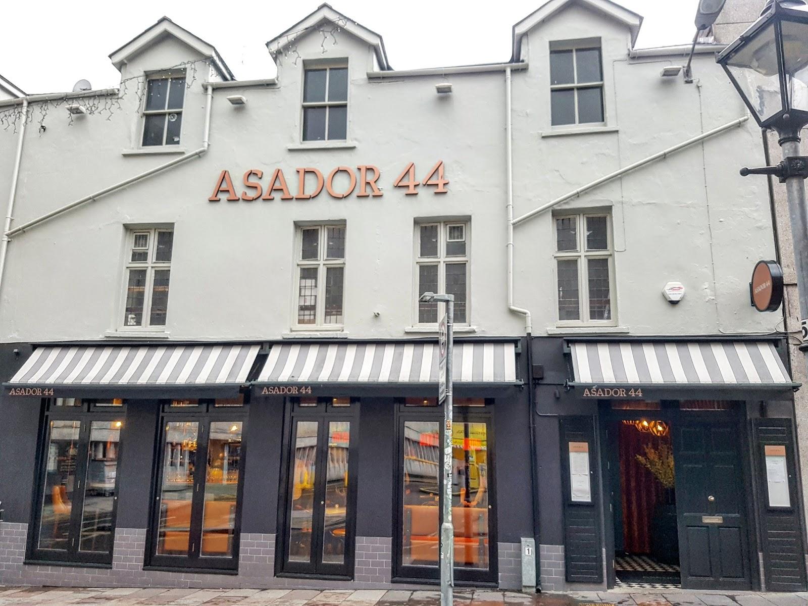 GourmetGorro: Asador 44, Cardiff Spanish restaurant review