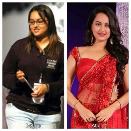 Sonakshi Sinha Weight Loss Journey and Amazing Diet Tips