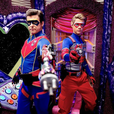 Nickalive Jace Norman Teases New Quot Henry Danger Quot Animated