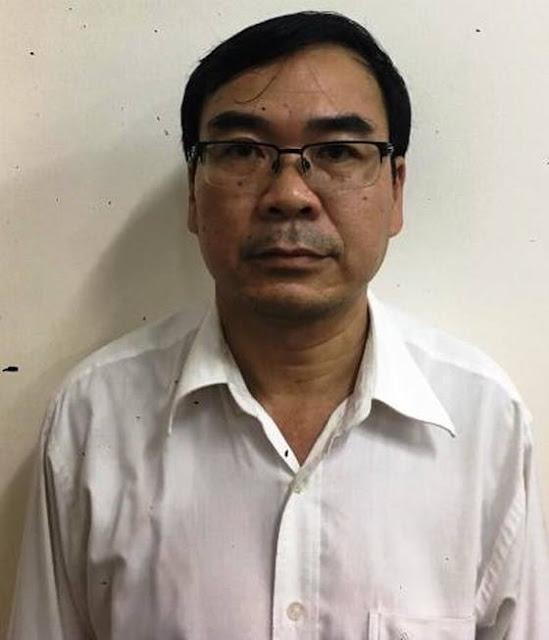 Bị can Trương Văn Út