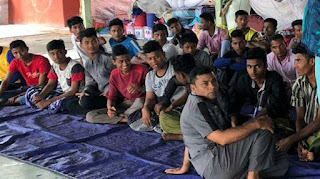 Empat Pengungsi Rohingnya Kabur Lagi, Ini Jumlah yang Tinggal di Bireuen