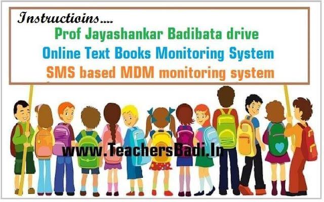 Prof Jayashankar Badibata,Enrollment drive,Warangal schools