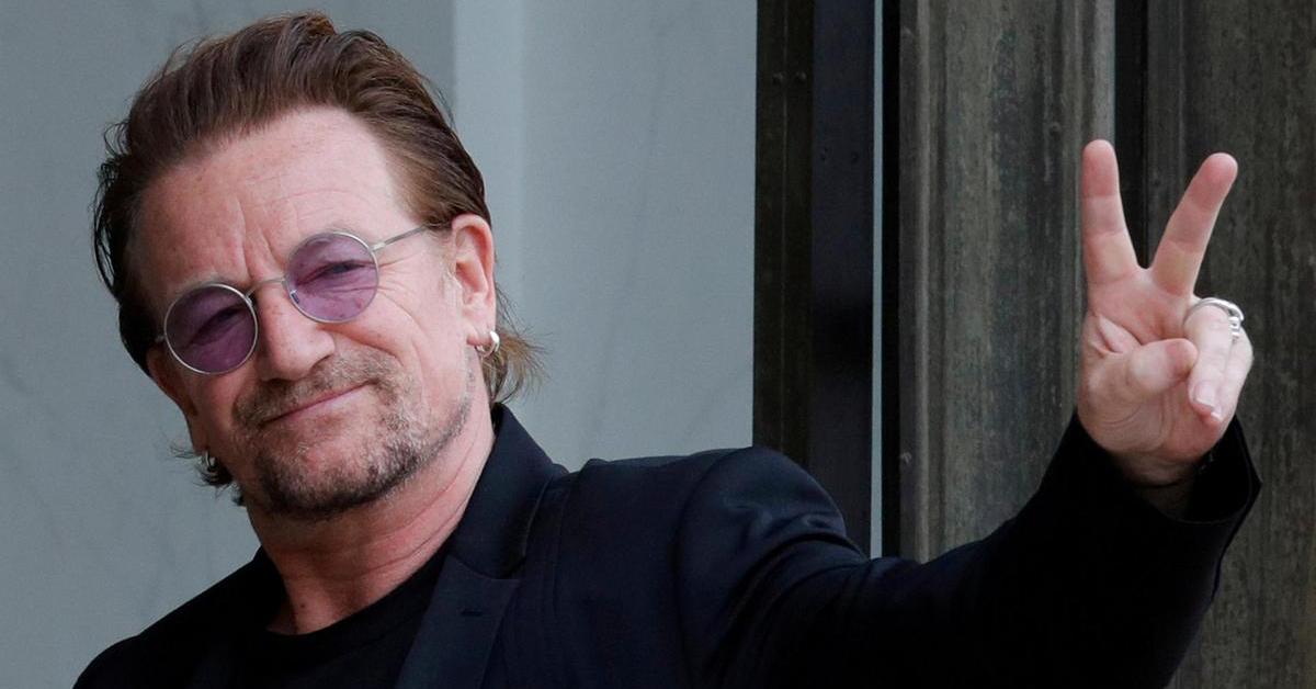 Bono Net Worth 2019