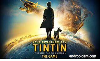 Game Android Terbaik The Adventures of Tintin