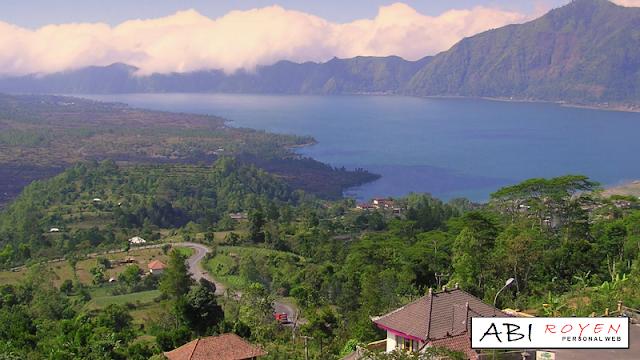 Tempat Wisata Di Bali Paling Seru Danau Batur Kintamani