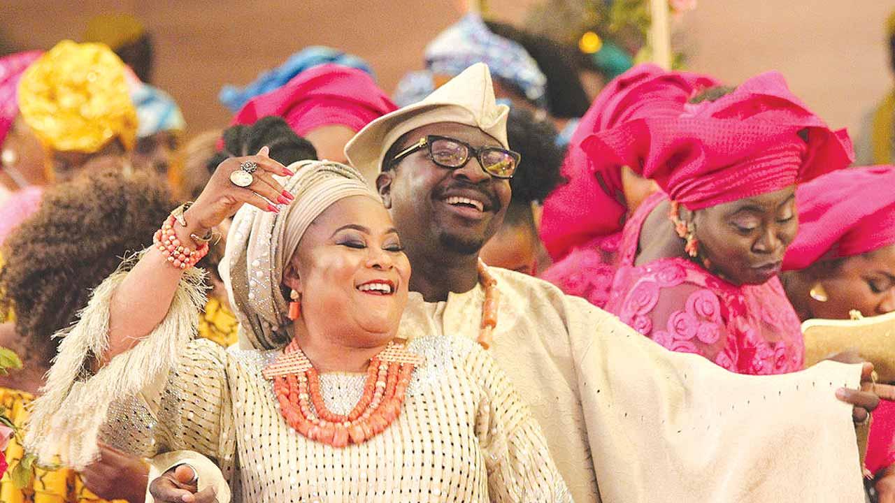 The Wedding Party 2 Movie Trailer, Esther Adeniyi,