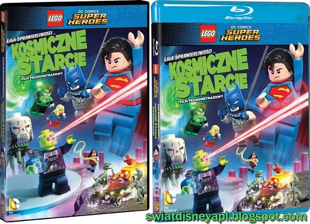 [Recenzja] LEGO: Liga Sprawiedliwości - Kosmiczne starcie