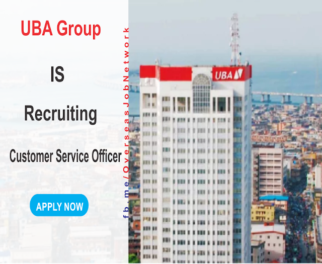 job posting websites, uba logo