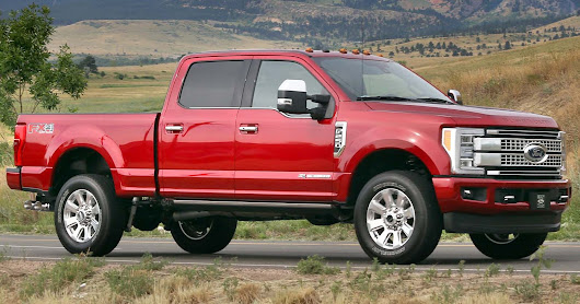 Ford Truck Rollaway Recall