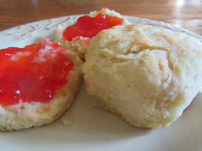 Southern Scratch Biscuits-The Unlikely Homeschool