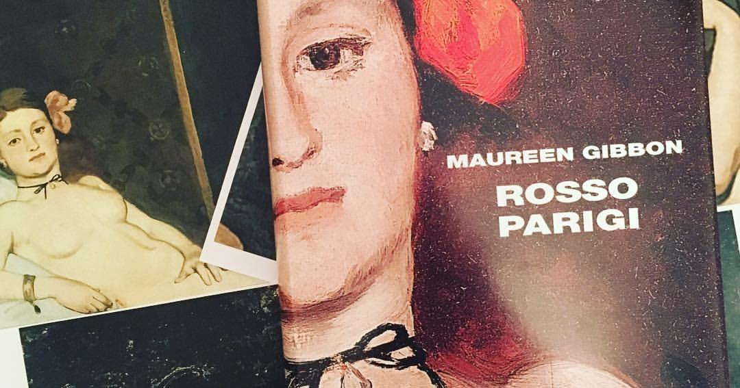 Rosso Parigi di Maureen Gibbon