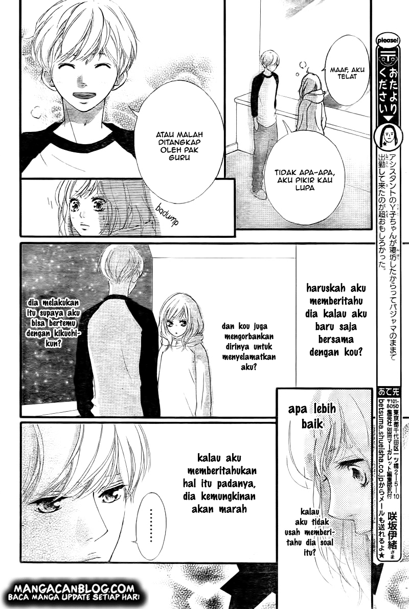 Ao Haru Ride Chapter 37-15
