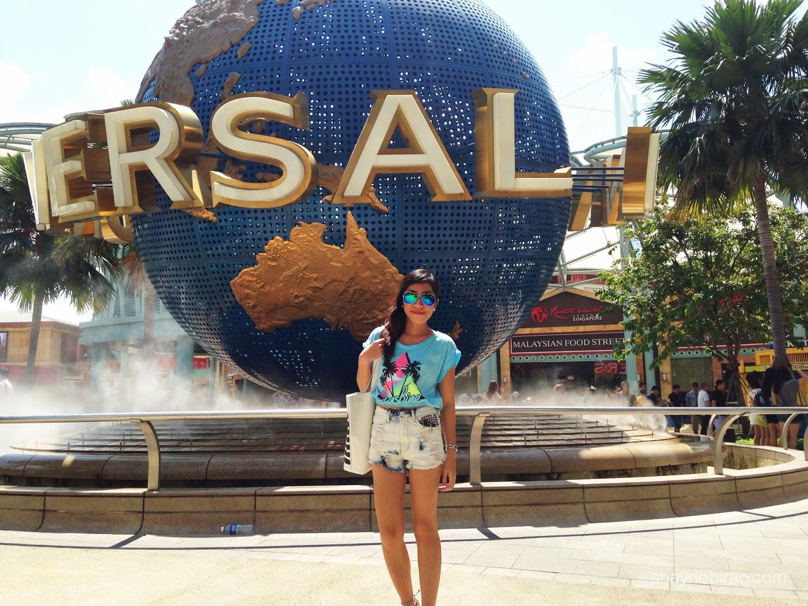 Universal Studios Singapore (Photo Diary)