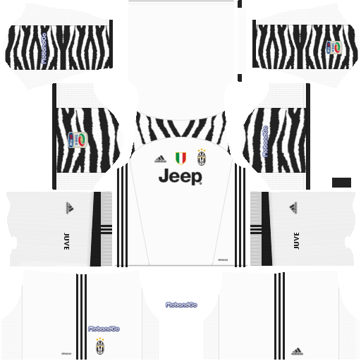 the latest b9f44 e33dc Juventus 512x512 Jersey kits 2016/2017 - Dream League Soccer ...