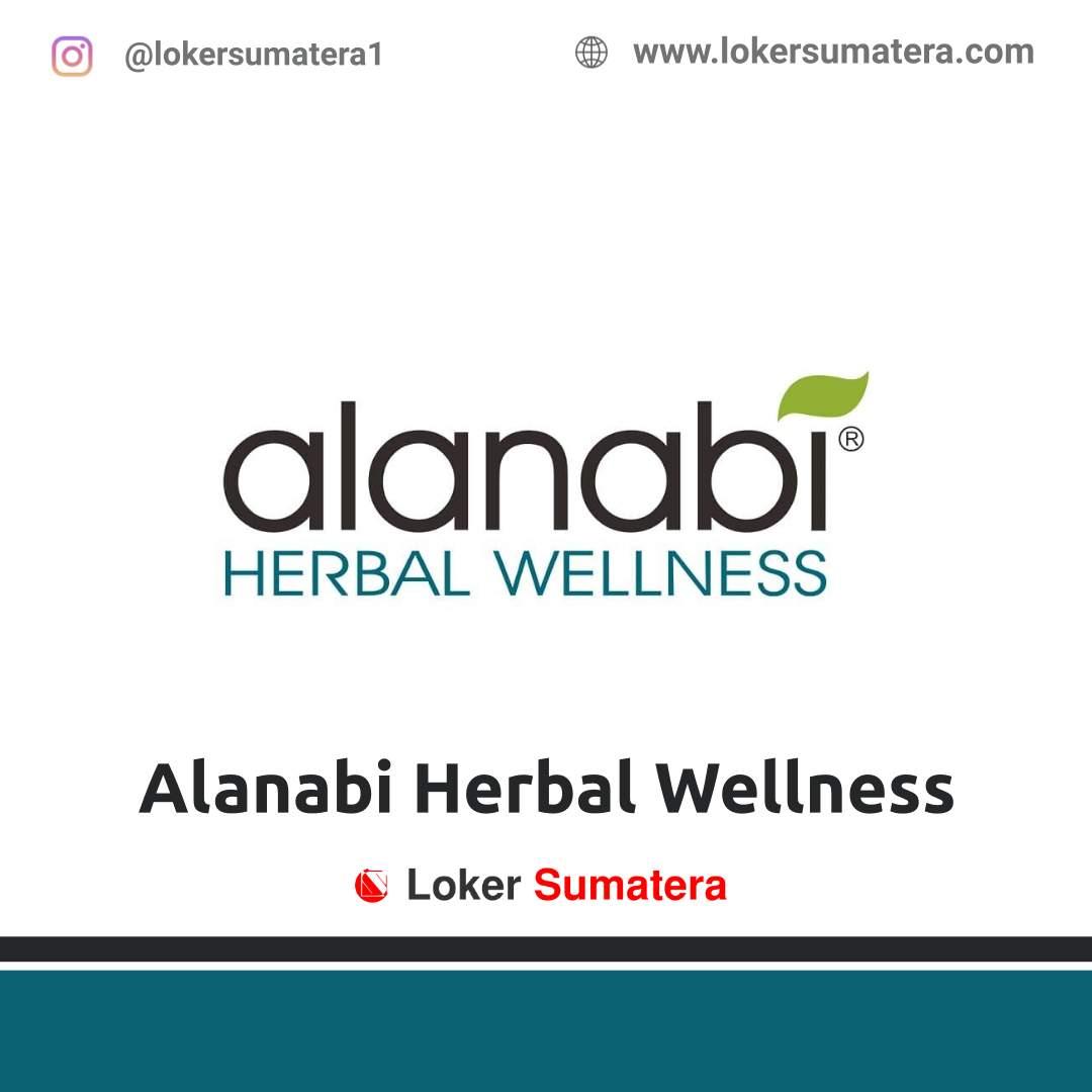 Lowongan Kerja Medan: Alanabi Herbal Wellness September 2020
