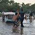 Continúa el Operativo de Rescate de los Inundados por el Pilcomayo
