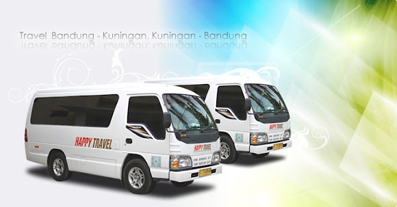 Happy Travel, Jasa Travel Kuningan - Bandung