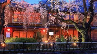 Shirakawa, Kyoto, Japón