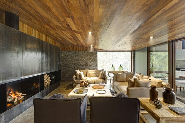 Tips Modernisasi Interior Rumah Kayu