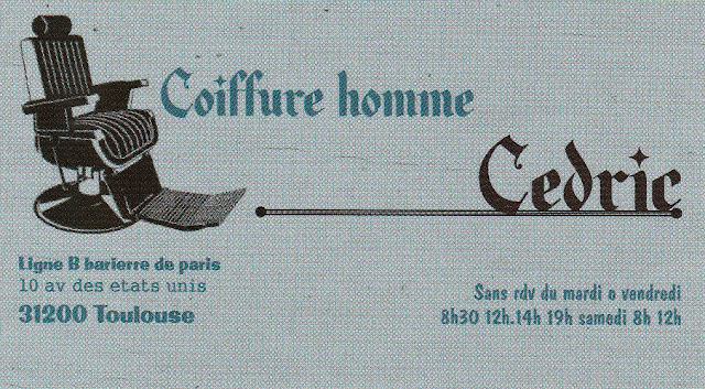 Cedric Coiffure Homme 31200 Toulouse