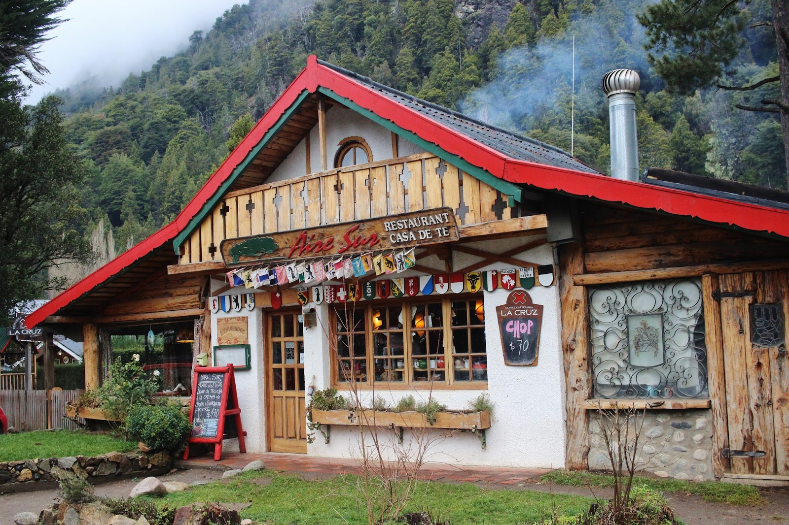 Colonia Suiza Bariloche consejos